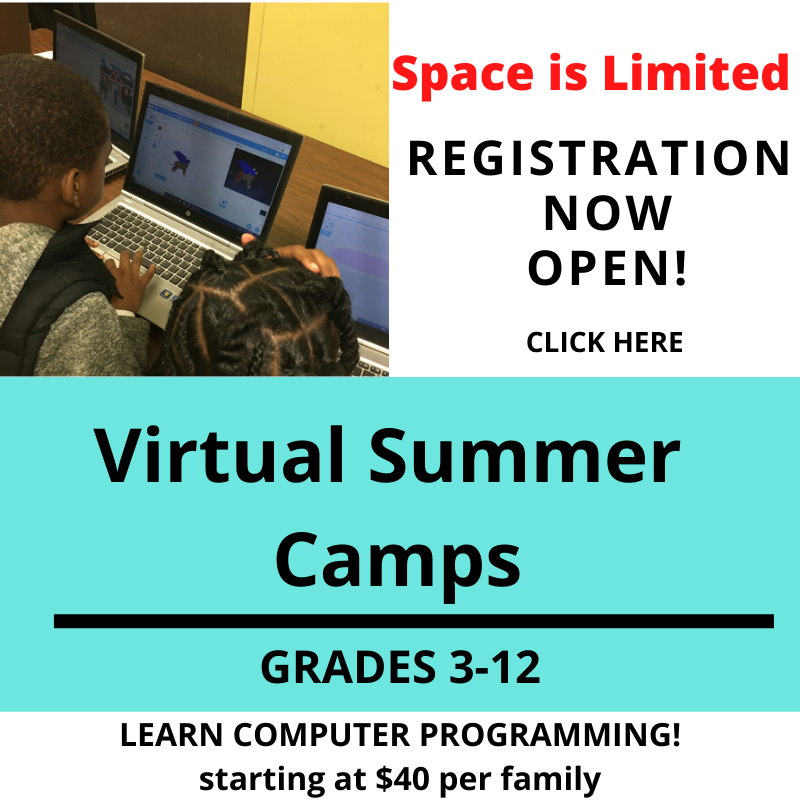 virtual coding camps